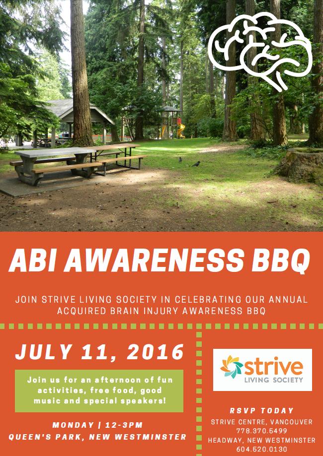 ABI Awareness BBQ
